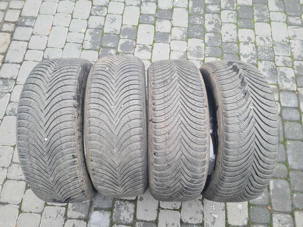 Opony Michelin Alpin 5 - 205/55/16