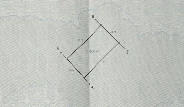 Земельна ділянка 10 соток, БАМ