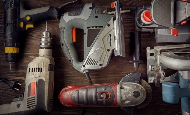 Skup i sprzedaż narzędzi ręcznych, elektronarzędzi, sprzęt budowlany!