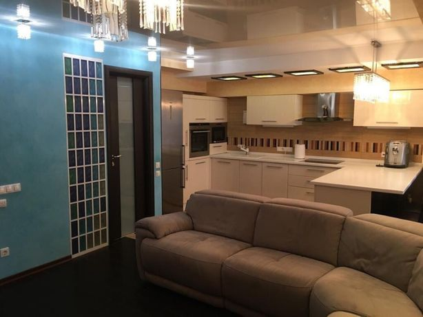 Продам двухуровневую квартиру (120 кв.м.) Караваевы Дачи, Н. Голего, 7