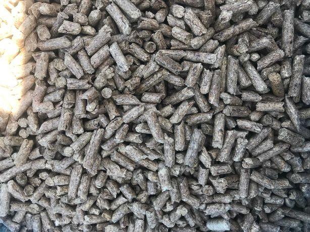 Pellet wysokiej jakości w dobrej cenie z importu.