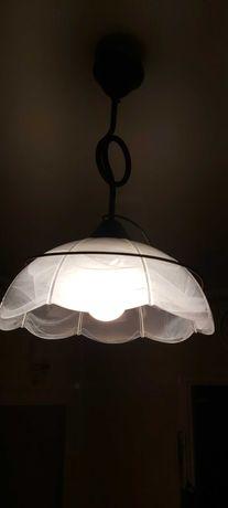 Lampa kuchenna żyrandol