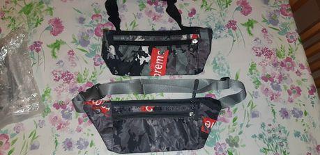 Bolsa de cintura Supreme Lv nova disponível em 2 cores