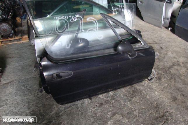 Portas frente direita e esquerda Honda Civic CRX