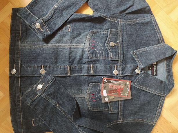 Новая джинсовка, размер М.