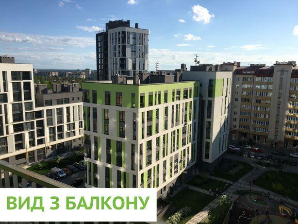 ᐉ КУПИТИ однокімнатну квартиру у Львові ᐉ ЖК Пасічний ᐉ 41,88 м.кв.ᐉᐉᐉ