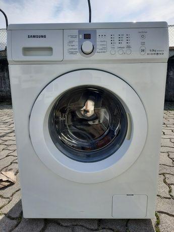 Máquina de lavar roupa Samsung como NOVA com entrega e garantia