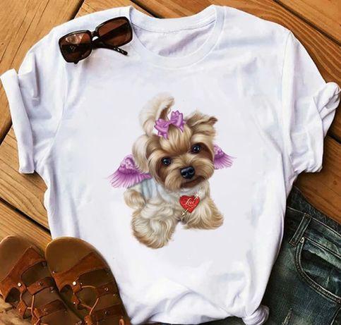 Koszulka bluzka t-shirt York Yorkshire terrier S-XXL