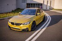 BMW M3 / M4 // Japan Racing SL01 / 19 cali / Lekkie nowe felgi
