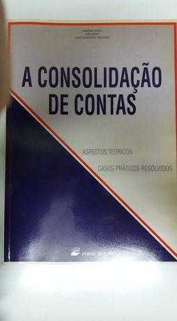 Livro: A Consolidação de Contas