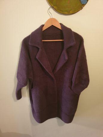 Alpaka cieply swetr