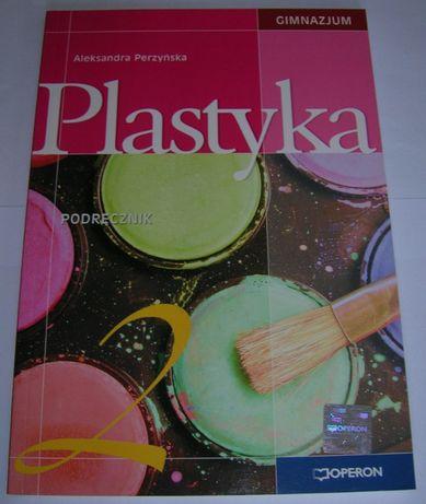 Plastyka 2 Podręcznik ALEKSANDRA PERZYŃSKA WYD. Operon