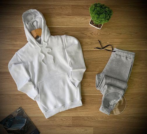 АКЦИЯ!! Теплый мужской спортивный костюм. Худи + штаны. Кофта/свитер