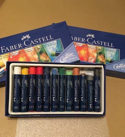 Pasteis de Óleo Faber-Castell