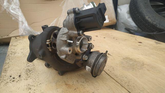 Turbosprężarka 1.4 Tfsi 2014r przebieg 19 tys.km
