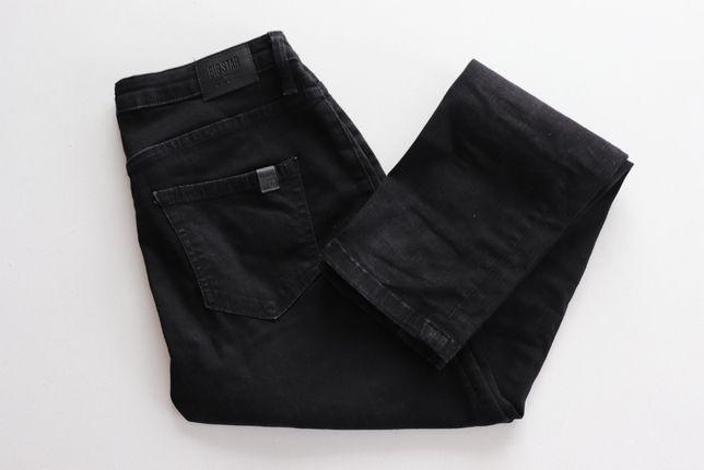 Damskie spodnie Big Star Katarina 900 W29 L30 czarne jeansy 38 M nr 2