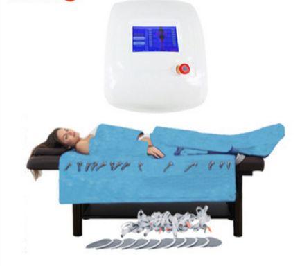 Maquina de Pressoterapia 3 in 1 Infravermelhos, eletroestimulação ems