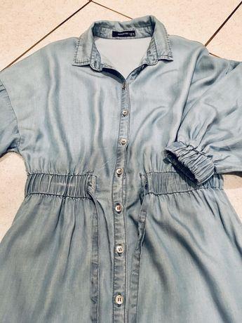 Sukienka dzinsowa  reserved