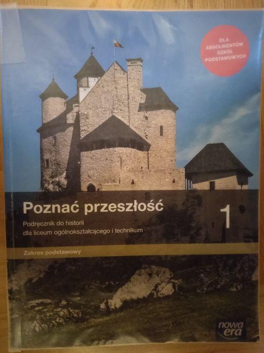 Poznać przeszłość 1 podręcznik do historii dla absolwentów szkół podst Olsztyn - image 1