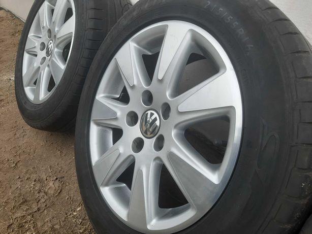Alufelgi oryginal VW