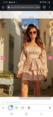 Lou sukienka m/l