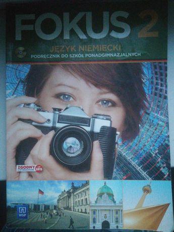 Podręcznik do niemieckiego,, Fokus 2''
