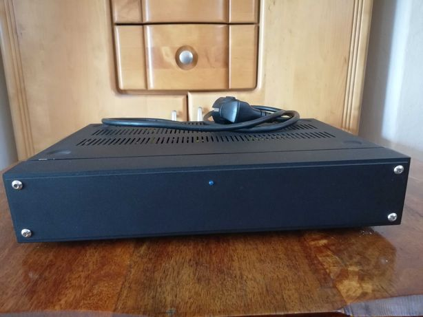 Przedwzmacniacz lampowy gramofonowy wkładki MM
