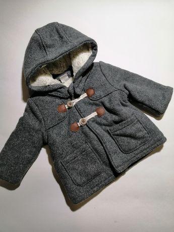Пальто H&M куртка zara next Lupilu George нове утеплене