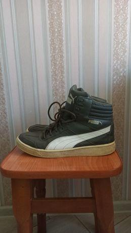 Кроссовки ботинки puma nike