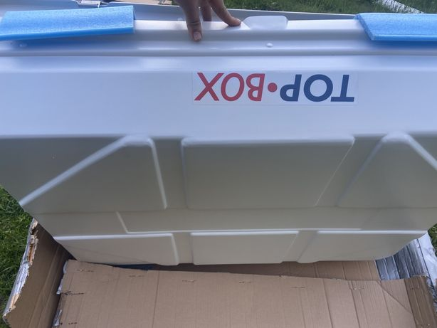 Nowy thule top box bagaznik dachowy trumna kamper camper camper