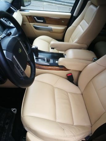 Range Rover Sport дизель расход 7литров маленький пробег