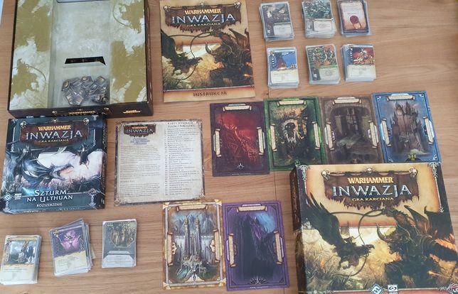 Warhammer Inwazja + Szturm na Ulthuan