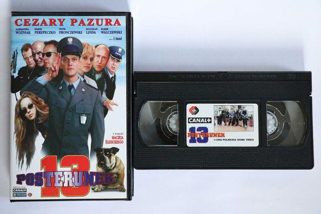 13 posterunek VHS