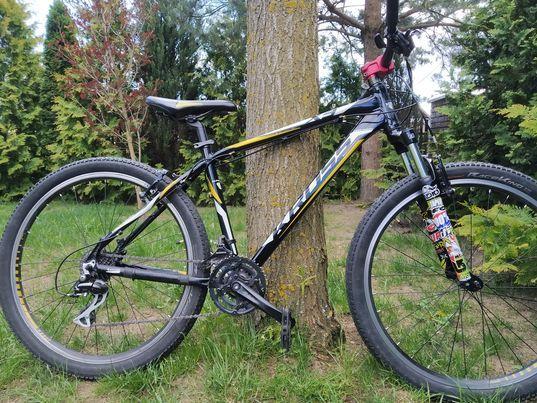 Rower Kross hexagon x3 dirt/street [na bikes, dartmoor]
