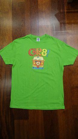T-shirt, koszulka JHK, rozmiar L, bawełna 100%