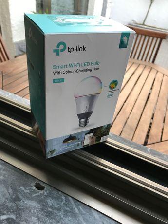 Lâmpada inteligente com 60W de potência