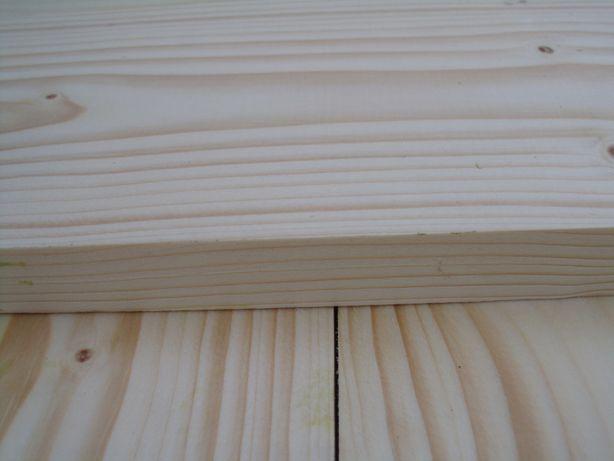 Półka, Deska sosnowa- Industrial 15cm do aranżacji wnętrza - Wysyłka