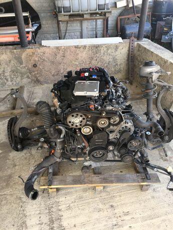 Audi A4 B8 silnik skrzynia biegów 2.0 170km