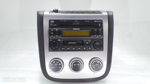 Auto-Rádio (Cd) Nissan Murano I (Z50)