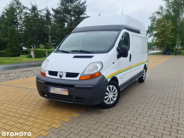 Opel vivaro  Maxi L2 H2 klima bezwypadek oryginalnie bez DPF oraz koła dwumasowego