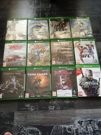Gry  konsola Xbox One