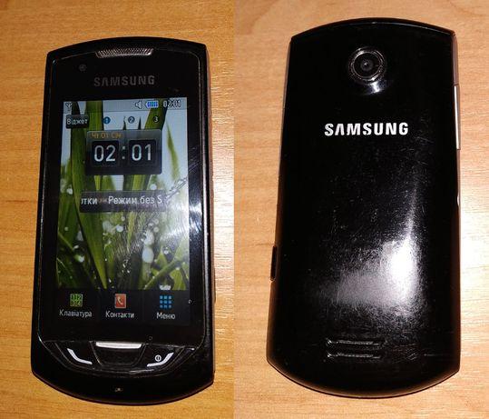 Мобільний телефон(Samsung GT-S5620, Siemens C60 - M55)