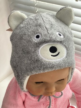 Детские шапочки. От 6 до 12 месяцев