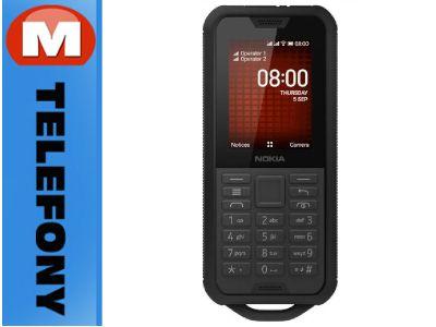 METRO - Nokia 800 Tough dualsim czarny