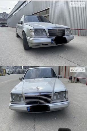Mercedes benz w124 ( 3.2 м104 ) sport line