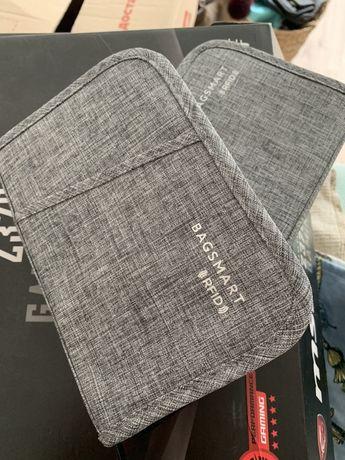BagSmart RFID кошелек-органайзер