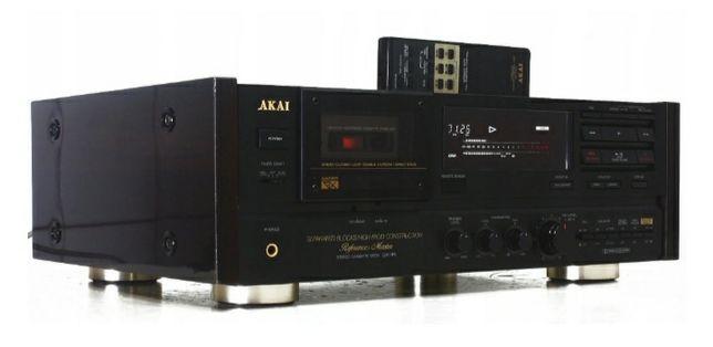 Magnetofon AKAI GX 95 REFERENCE MASTER kaseta deck z Pilotem