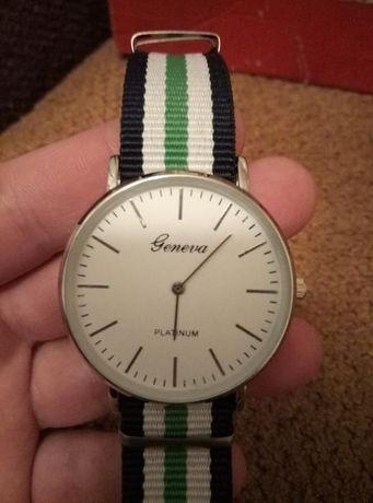 Часы Geneva (требуется заменить батарейку)