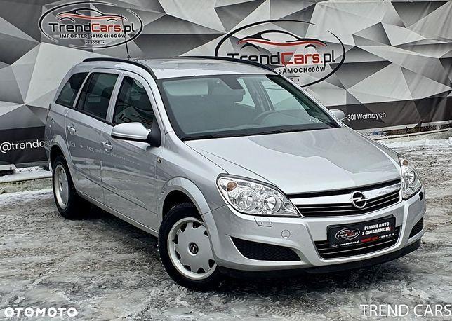Opel Astra 1.8 140 KM bezwypadkowy serwisowany Gwarancja