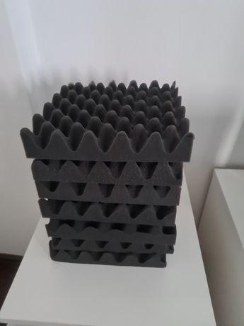 Esponjas acústicas - estúdio
